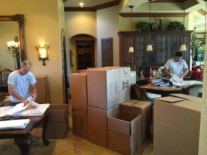 We Move on Demand - Packing service